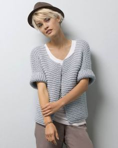 modèle tricot gilet femme gratuit phildar