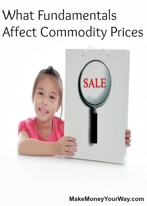 Investing Tips, Investing Ideas What Fundamentals Affect Commodity Prices