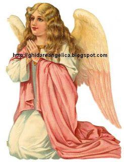 Ghidare angelica - 8 pasi simpli ca sa ceri ingerilor ceva, inger rugandu-se.