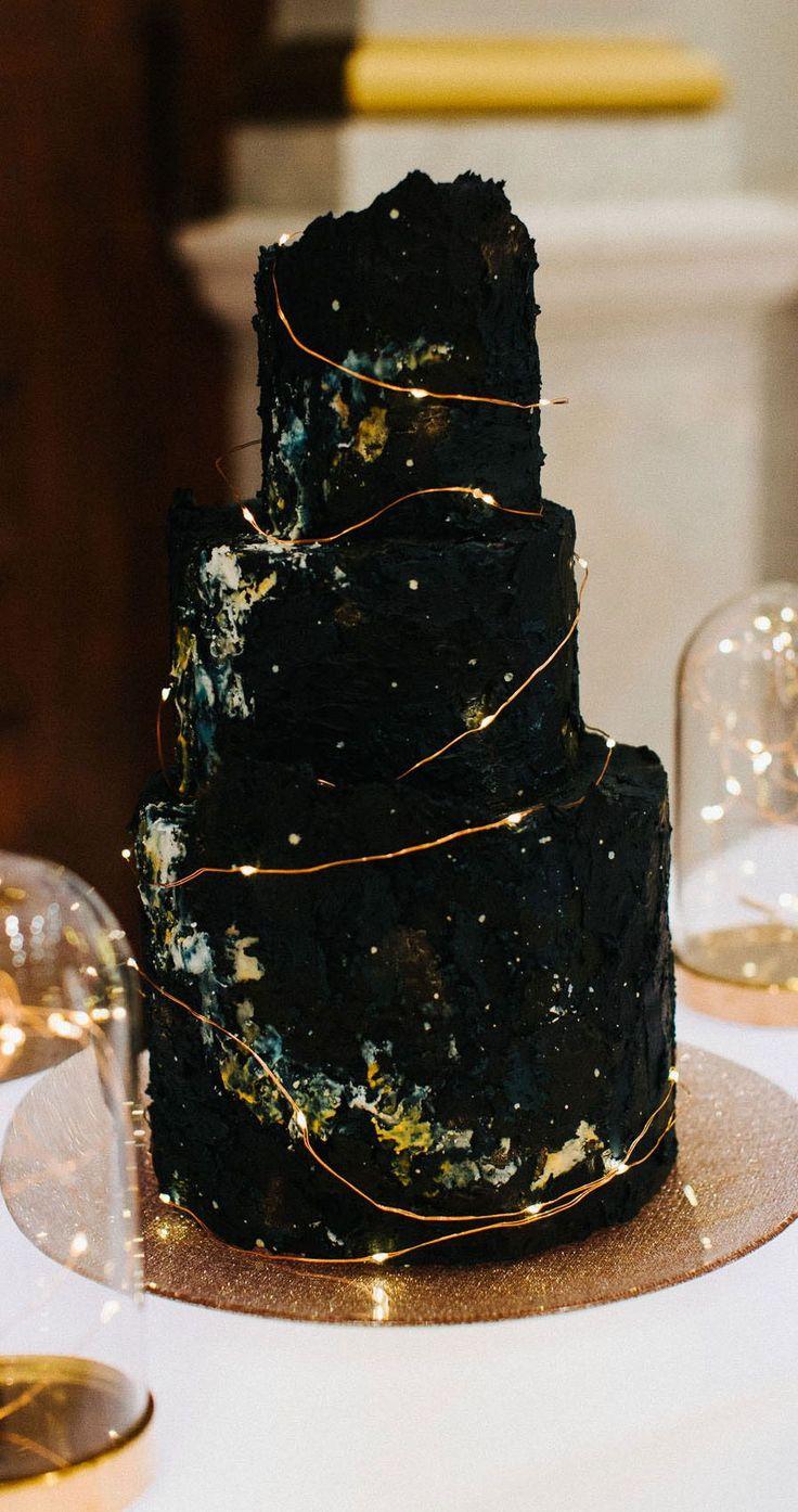 100 hübsche Hochzeitstorten, die Sie inspirieren – Hochzeitstorten-Ideen #Hochzeitstorte #Kuchen …   – backen