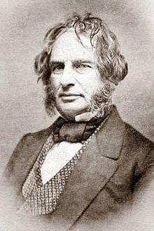 Henry Wadsworth Longfellow, author of Paul Revere's Ride
