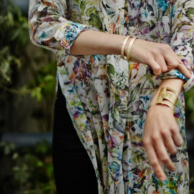 Did this, yes ! Tanja Bangle - Opium Jewelry