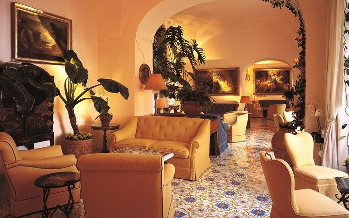 Le Sirenuse : Positano, Italy : The Leading Hotels of the World