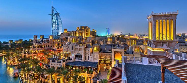 Souks in Dubai - Souk Madinat | Madinat Jumeirah