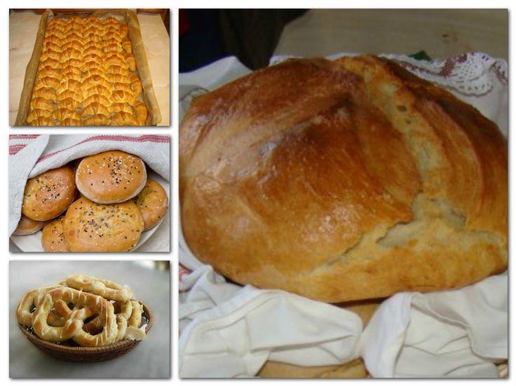 Házilag készült zsemle, kifli és perec – kipróbált fantasztikus receptek!