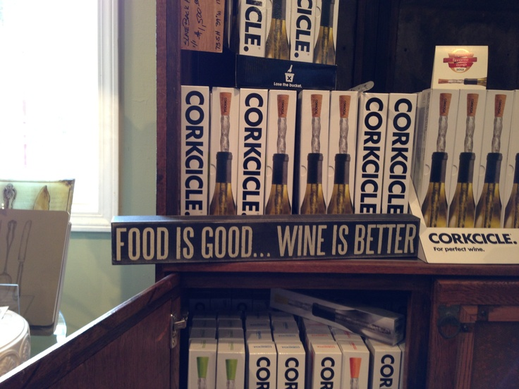 Is Wine Good With Food