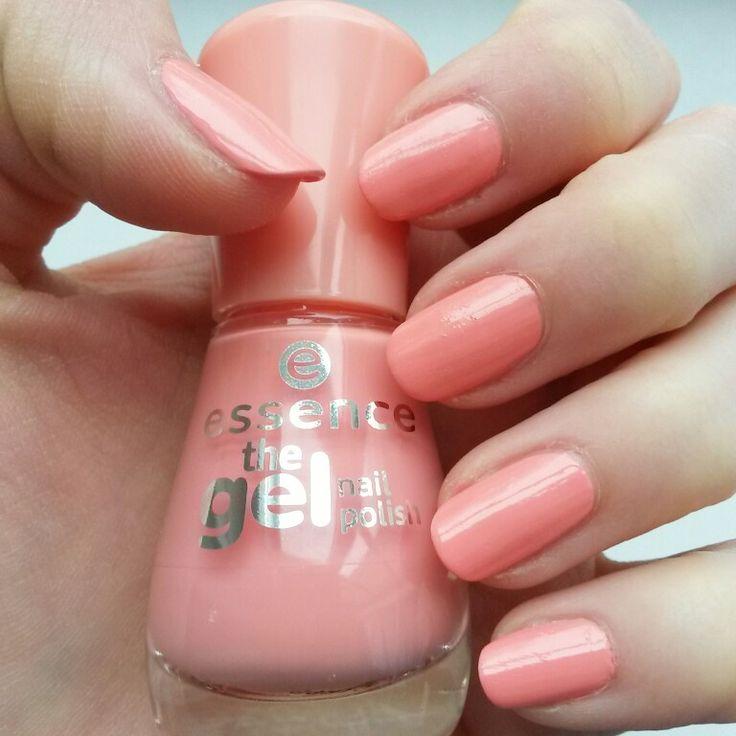 essence gel nail polish 24 indian summer # essence love