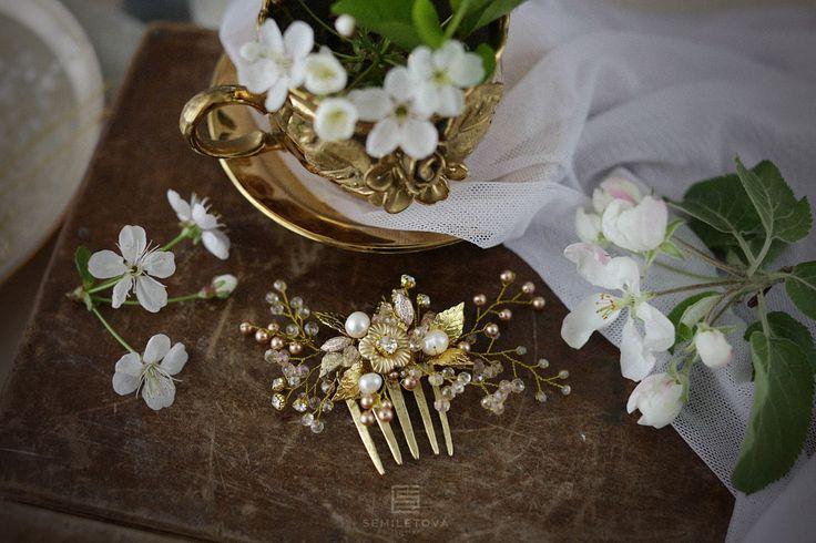SEMILETOVA jewelry Wedding collection