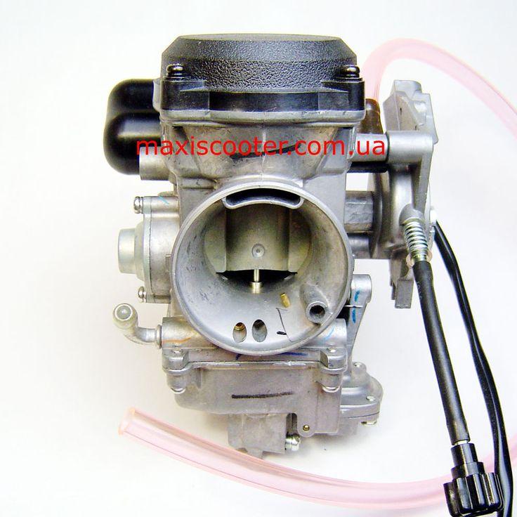 Keihin CVK40-AE carburetor - Genuine, New, Made in Japan! Arctic cat 0470-482 #Keihin