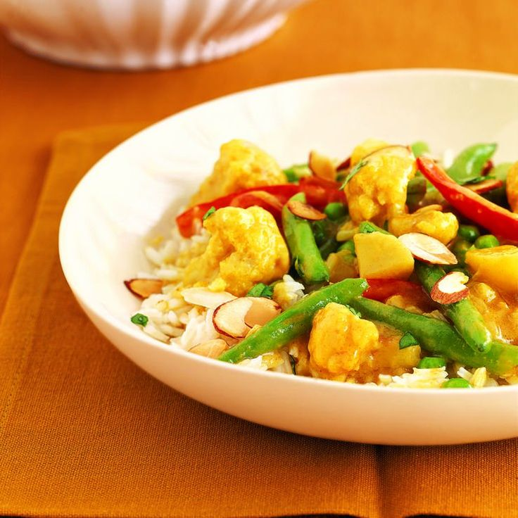 No Need To Hurry Vegetable Curry
