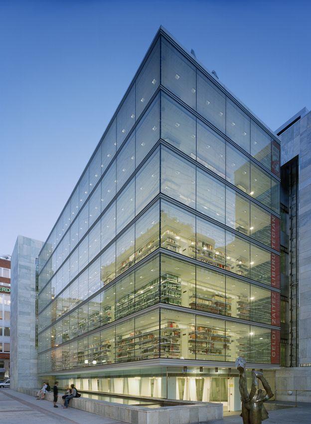 Library Bilbao