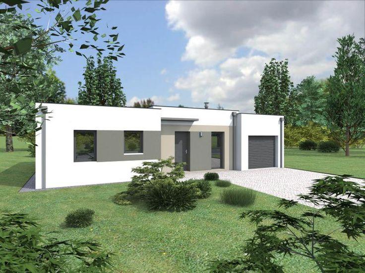 17 best ideas about constructeur maison contemporaine on pinterest constructeur maison for Maison moderne constructeur
