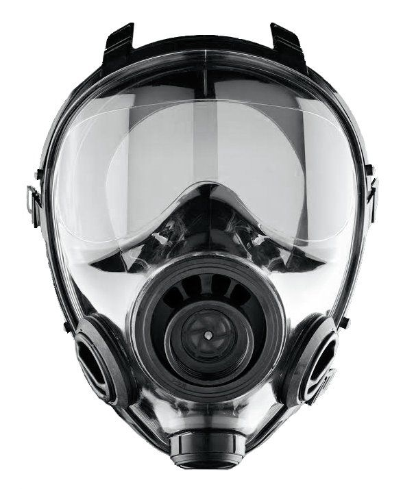 The SGE 400/3 BB is identical to the SGE 400/3, but with a butyl rubber face seal to respond to the CBRN requirements. Tested and approved for as CBRN!An i