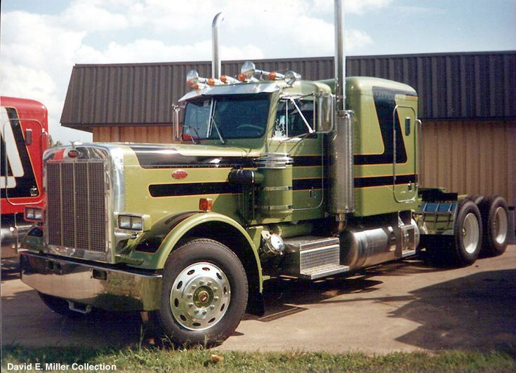 1986 Peterbilt 359 Wiring Diagram Nhl Hockey Rink Printable 1984 33 Images 4fbf6daf98713d2eb8f1306ed2f12b23 Sexy Trucks Big Another Old Beaut Classic Semi