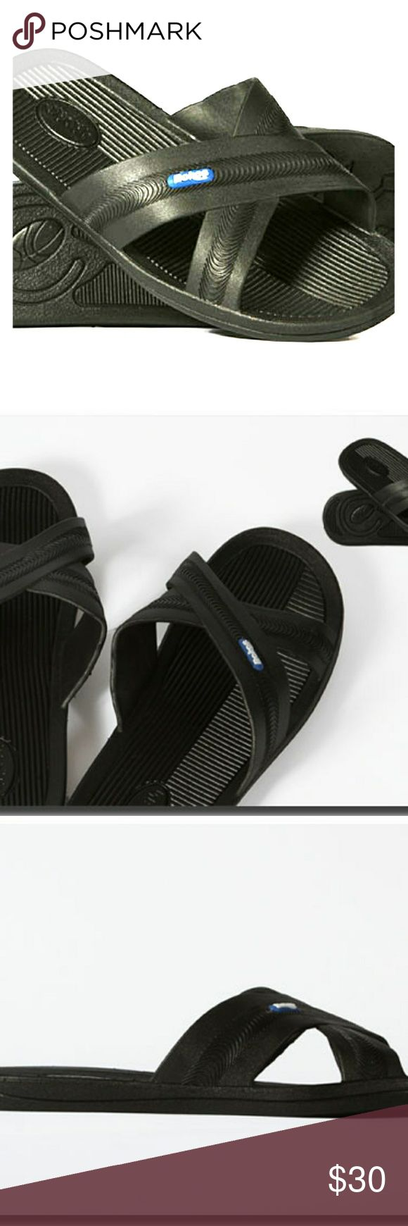 MENS BOKOS SLIDE SANDALS NWT Design as Shown New :) bokos Shoes Sandals & Flip-Flops
