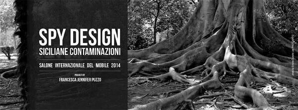 #sicilianecontaminazioni #Fuorisalone14 Spy Hair via Palermo 1 Milano