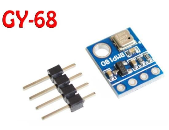 Find More Integrated Circuits Information about 5pcs/lot GY 68 BMP180 Replace BMP085 Digital Barometric Pressure Sensor Module For Arduino Free shipping ,High Quality module receiver,China module rf Suppliers, Cheap bmp085 from Goldeleway smart orders store on Aliexpress.com