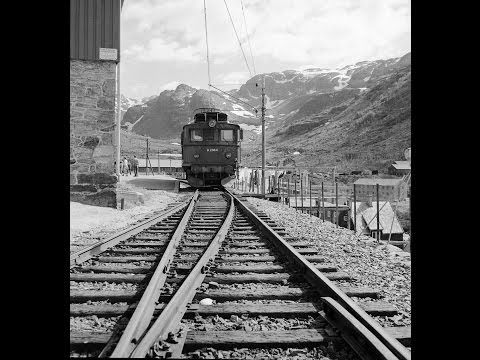 Flåmsbana historisk. Flaam Railway - A journey in history. Flåmbahn - Eine Reise in die Geschichte. - YouTube