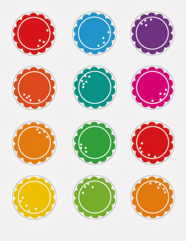 Everyday Art: Rainbow Party Printables (Free!)
