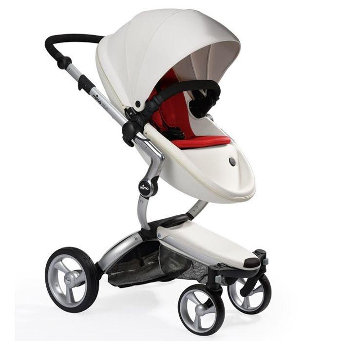 Mima Xari Portbebeli Bebek Arabası White  Akıllı Büyüme;  Bir üründe 5 farklı konsept,tek başına potbebe,koltuk,iki koltuk,iki potbebe yada bir kotuk bir potbebe kullanım sağlar.  www.MinikAlisveris.com