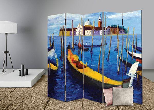 Διακοσμήστε και διαχωρίστε με στυλ το χώρο σας με διακοσμητικά παραβάν #digiwall από την κατηγορία ΕΡΓΑ ΤΕΧΝΗΣ : Βενετία λάδι σε καμβά