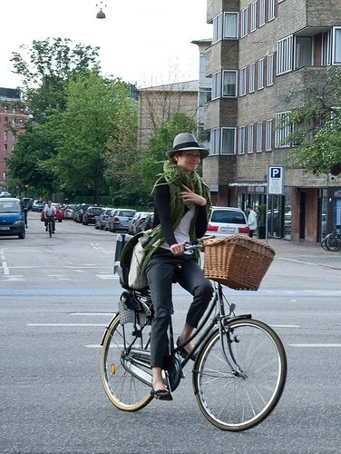 i hope i look this happy on my bike too :)