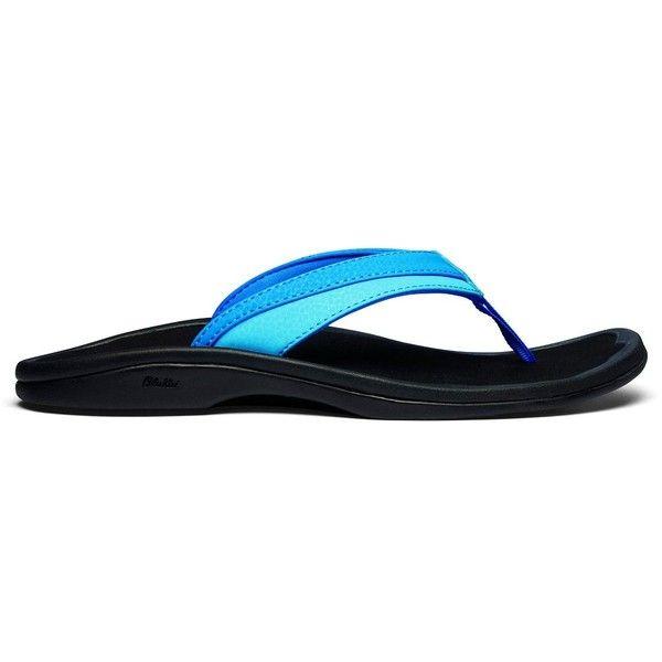 Amazon.com: OluKai Ohana Sandal - Women's: Clothing ($50) ❤ liked