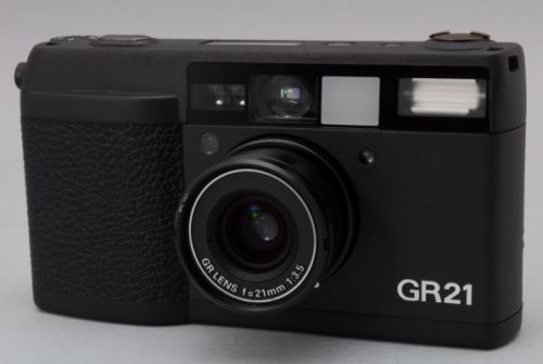 Ricoh-GR21-35mm-Point-amp-Shoot-Film-Camera-Body-Only-Excellent-from-japan