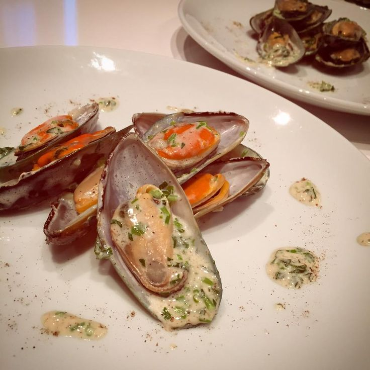 Mussels in Cream sauce omg, this is awesome. This is my favorite one.  Personal Chef Armenia (Chef Margaryan)