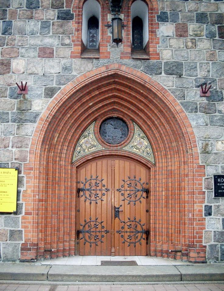 Church_of_Saint_George_in_Sopot, Poland