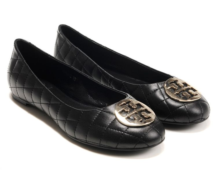 every girl needs a pair of tory burch flats