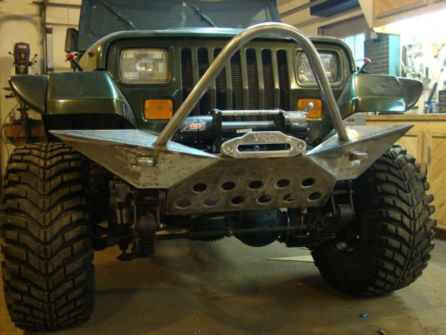 diy jeep yj bumper kits - Google Search
