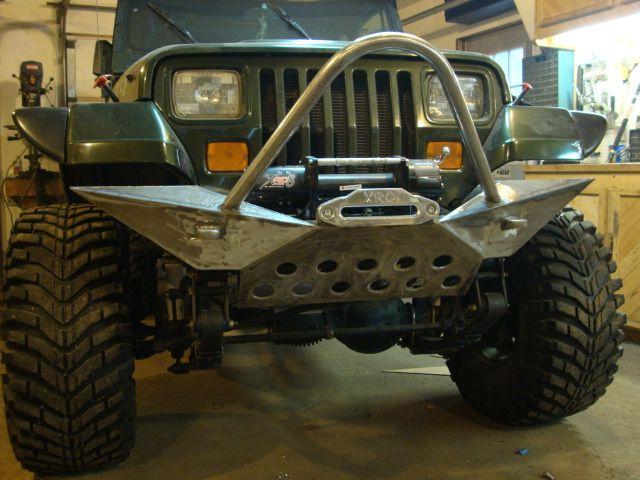 Diy Jeep Yj Bumper Kits Google Search Jeep Pinterest