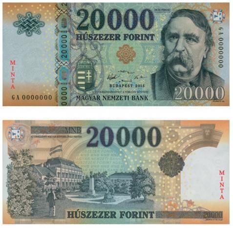 20 000 Ft-os bankjegy | Fotó: wikipedia.org - PROAKTIVdirekt Életmód magazin és hírek - proaktivdirekt.com