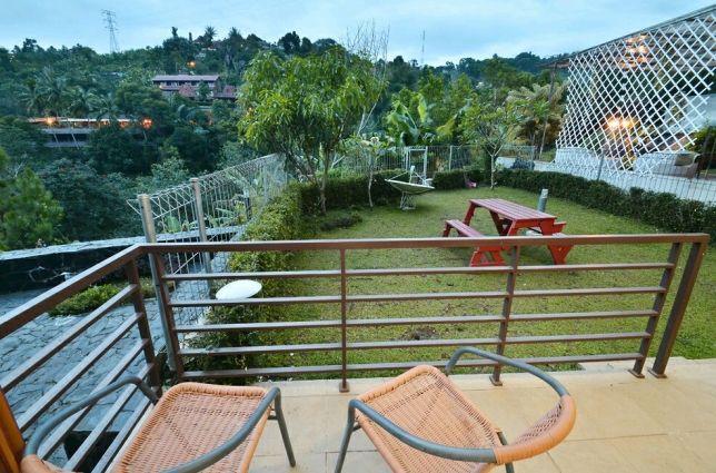 Villa 3 Kamar, Resort Dago Pakar, Bandung.