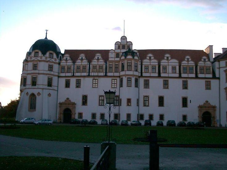 Castle Celle in Celle, Germany