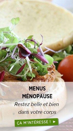 Prévenez les bouffées de chaleurs, la prise de poids, l'ostéoporose et les autres symptômes de la ménopause par l'alimentation