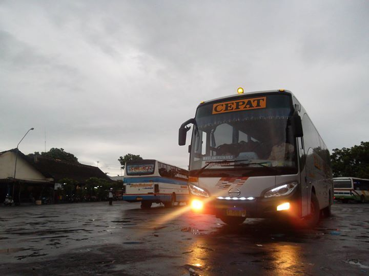 tarif bus eka cepat surabaya semarang buslovers