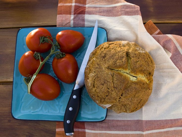 Lectia de gatit: Paine rapida cu bicarbonat - www.foodstory.ro
