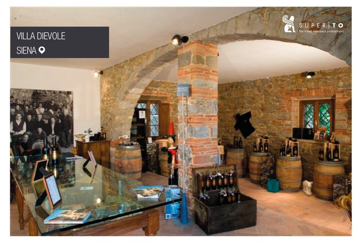 The cellar and the traditional casks