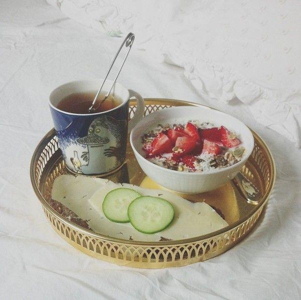 Frukost, Muminmugg