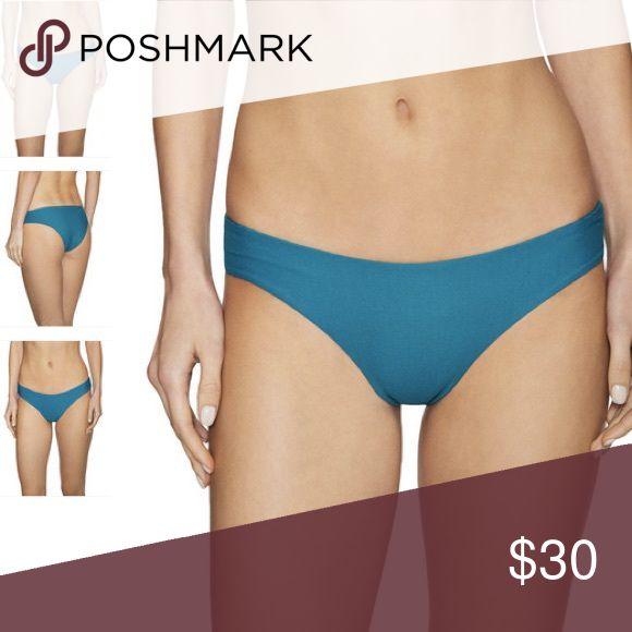 Tavik Swimwear Ali Moderate Bikini Bottom Tavik Swimwear bikini bottom. Harbor blue. Never been used. Tavik Swim Bikinis