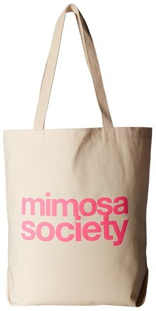 Dogeared - Mimosa Society Tote Tote Handbags #mimosa #brunch #friends #bridesmaids
