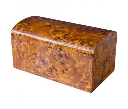 Decorative Wood Jewelry Box.