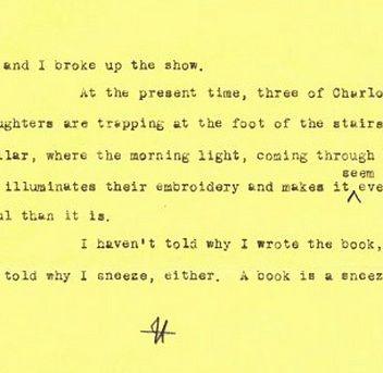 "E. B. White explains why he wrote ""Charlotte's Web"""