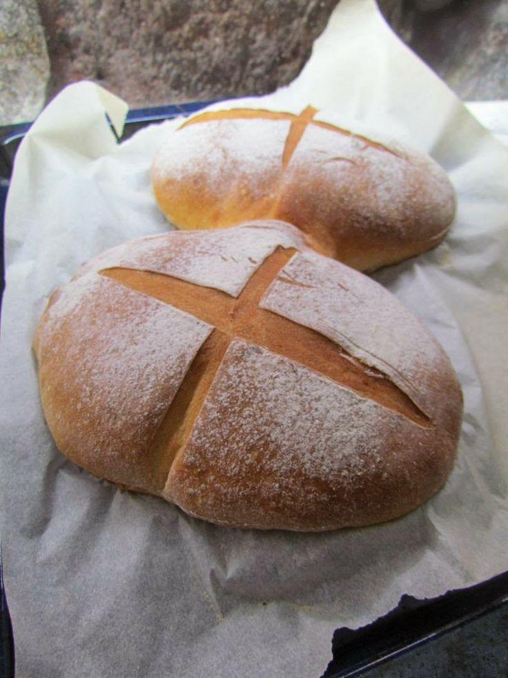 Ranskalainen maalaisleipä