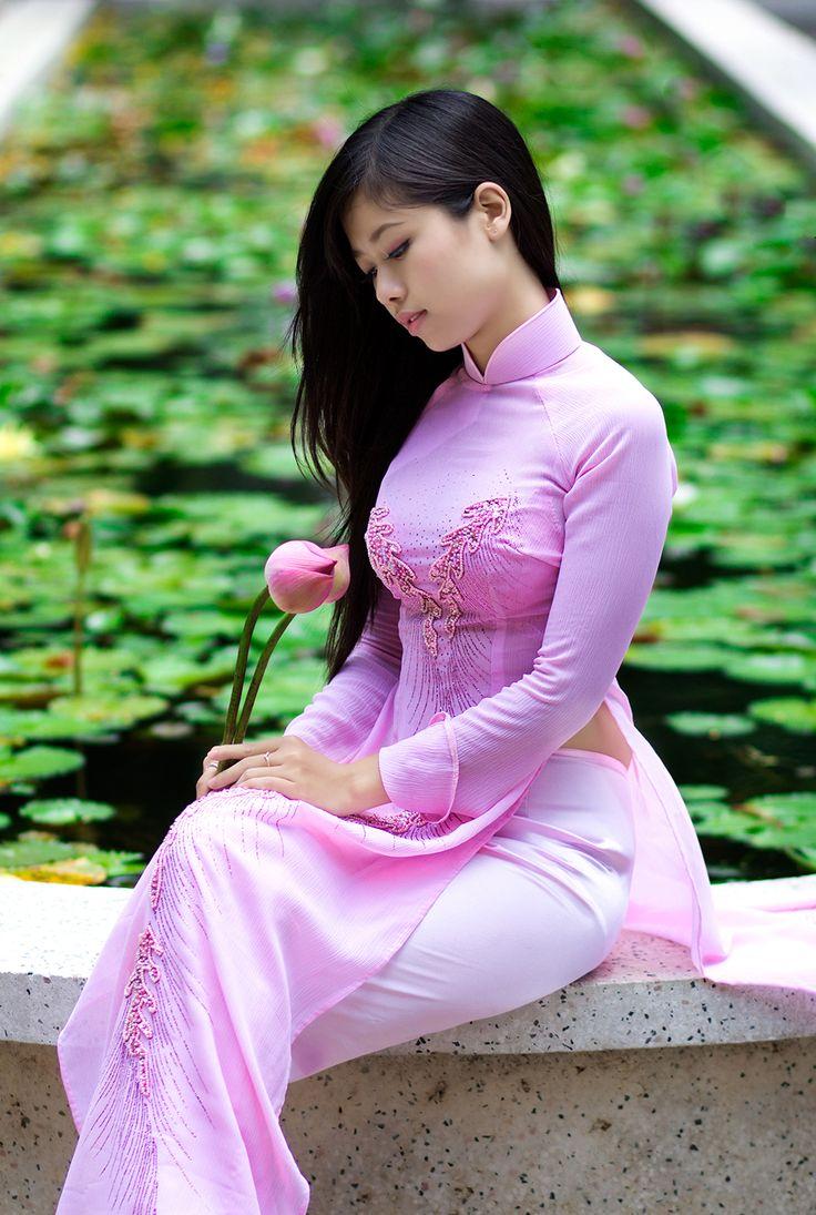 Anh Ao Dai Viet Nam | Beautiful girls in Ao Dai Gallery ...