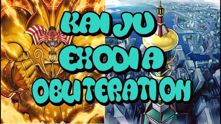 Kaiju Exodia Obliteration  (YGOpro2)