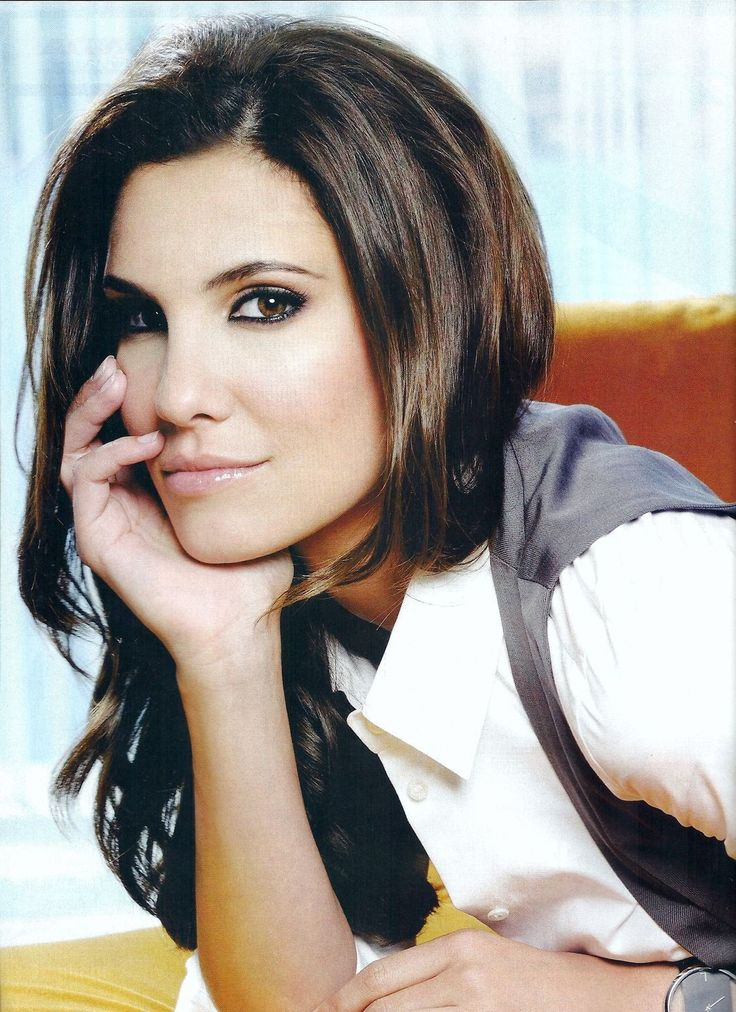 Daniela Ruah.. I'm a little bit obsessed. I LOVE HER!