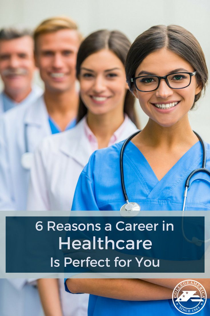 Six Reasons A Career In Healthcare Is Perfect For You If You Are Searching For The Right Job And The Right Edu Healthcare Jobs Health Care Numeracy Activities